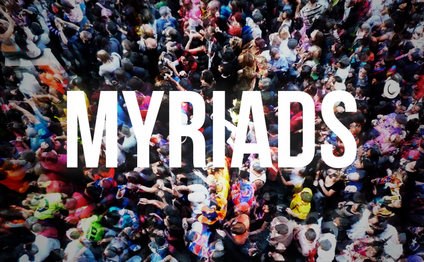 Ubiquitous Commons at Ars Electronica 2015: Myriads